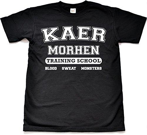 Teamzad Kaer Morhen Training School T Shirt
