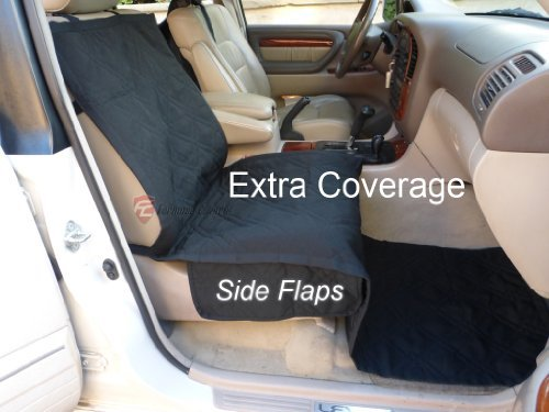 deluxe-quilted-and-padded-single-car-seat-cover-21wx72l-black-color-by-formosa-covers