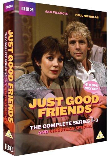 Series 1-3 (4 DVDs)