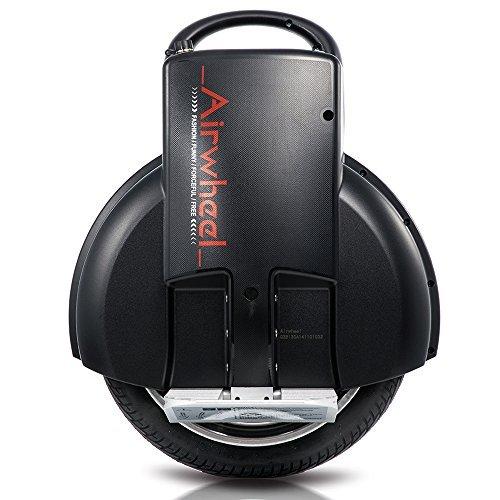 Airwheel Q3 - Rueda doble para bicicleta eléctrica, negro, 130Wh