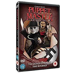 Puppet Master: Axis of Evil [DVD]