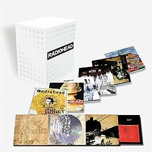 Radiohead : Intégrale  (Coffret 7 CD Digipack)