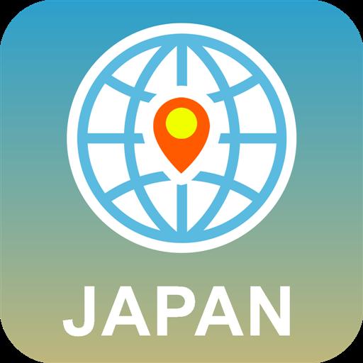 Giappone Mappa Offline