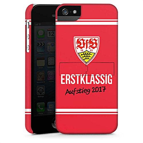 Apple iPhone X Silikon Hülle Case Schutzhülle Vfb Stuttgart Aufstieg Fußball Premium Case StandUp