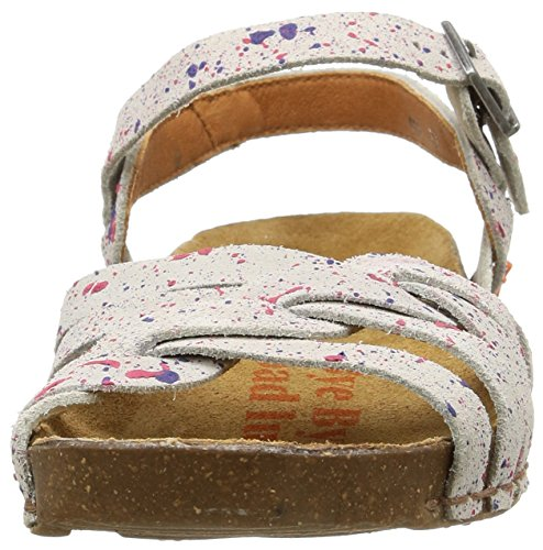 Art I Breathe 976, Sandales femme Multicolore (Dotted White)