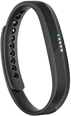 Fitbit Flex 2 Wireless Activity Tracker and Sleep Wristband (Black)