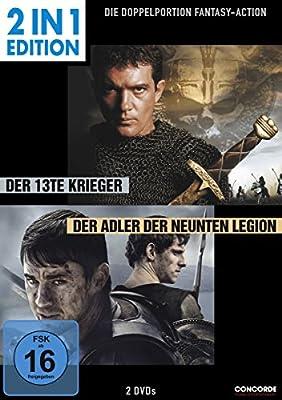 Der 13te Krieger / Der Adler der Neunten Legion (2 in 1 Edition, 2 Discs)