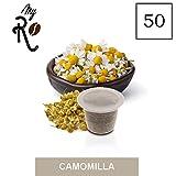 50 capsule compatibili Nespresso - Tisana Camomilla - MyRistretto