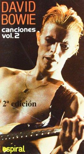 Canciones de David Bowie, vol. II
