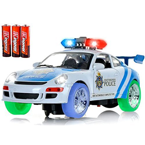 36 Off On Toysery Police Car Toy With 3d Technology Flashing Lights