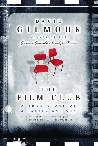 The Film Club: A True Story of a Father and a Son (David Gilmour Den Film-club)