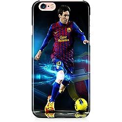 3D Lionel Messi Barca Design case For Iphone 6 plus / 6S Plus 3D caso custodie carcasa funda