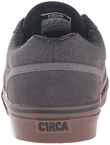 Circa Gravette Daim Chaussure de Basket Gunmetal-Gum