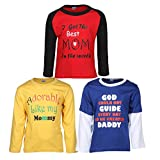 Best Mom Shirt - Goodway Boy's Full Sleeve Colour T-Shirts Mom Review