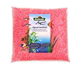 Dehner Aqua Aquarienkies, Körnung 4-6 mm, 5 kg, pink