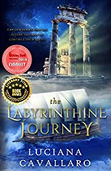 The Labyrinthine Journey (Servant of the Gods Book 2)