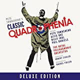 Pete Townshend's Classic Quadrophenia with Alfie Boe  (CD & DVD)