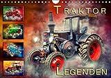 Traktor Legenden (Wandkalender 2019 DIN A4 quer): Nostalgische Traktoren - geliebte Kraftpakete, die viele in ihren Bann ziehen (Monatskalender, 14 Seiten ) (CALVENDO Technologie)