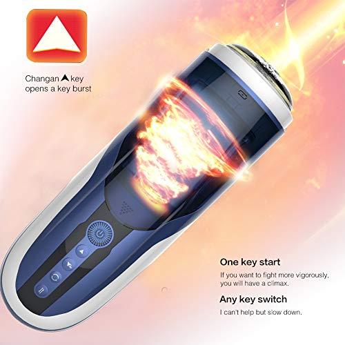 Zoom IMG-2 vibrazione elettronica del massaggiatore automatico