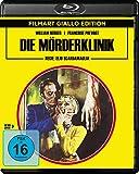 Die Mörderklinik - Uncut/Filmart Giallo Edition [Blu-ray]