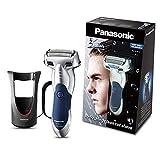 Panasonic ES-SL41-S503 Rasoio con 3 Lame, Serie Milano, Silver