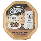 Best Cesar Dog Foods - Cesar Country Kitchen Dog Tray with Beef Review