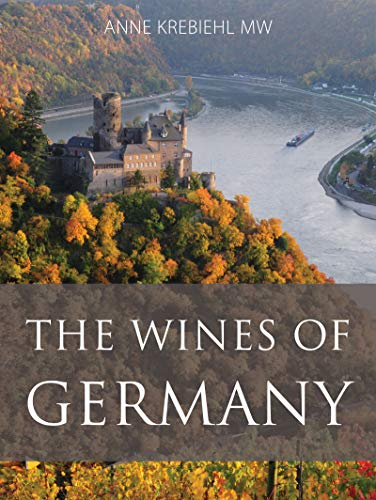 The wines of Germany (Classic Wine Library) (English Edition)