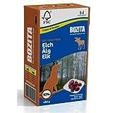 16 x Bozita Dog Tetra Recard Häppchen Gelee Elch 480g, Nassfutter, Hundefutter