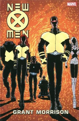 New X-Men by Grant Morrison Ultimate Collection - Book 1 (New X-Men:...