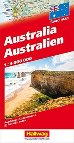 Australia 2017 (Cartes routieres)