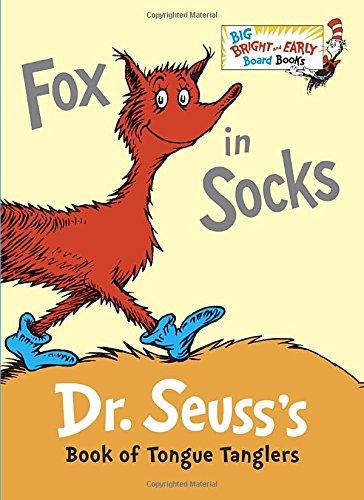 Fox in Socks (Big Bright and Early Board Books)