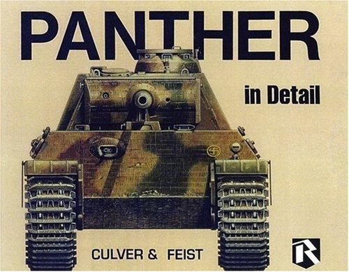 Panther in Detail por Uwe Feist