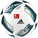 adidas Dfl Torfabrik Training Liga Fußball, Top:White/Mineral/Eqt Green/Silver Metallic Bottom:Pantone/Shock Yellow, 5