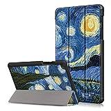 Fmway Cover Custodia per Samsung Galaxy Tab A 8.0 SM-T290/T295/T297 2019 con Funzione di Stand