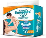Snuggles Standard Small Size Diaper Pants (78 Count)
