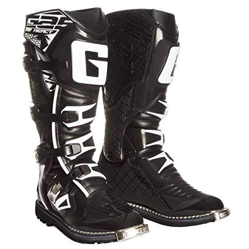 GAERNE Motocross Stivali di G React Enduro, nero