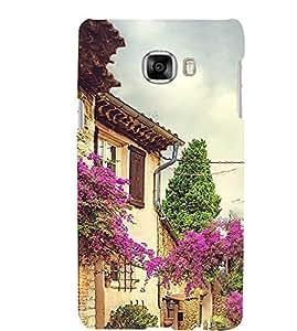 "NIRANG High Quality Printed Desinger Back Case Cover For ""Samsung Galaxy C9 Pro"""