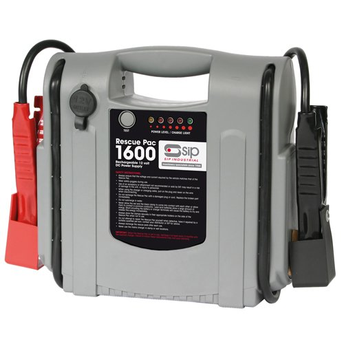 """SIP (S.I.P), Batteriestarter """"03936Rescue Pac 1600"""" Pac-station"""