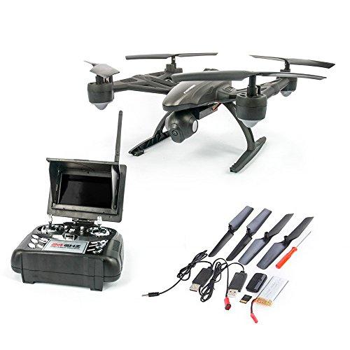 JXD 509G Pioneer Ufo Drohne Mini Typhoon ( Clone) mit 5,8Ghz FPV Monitor 2 Megapixel Kamera Höhen Stabilisator Quadrokopter - 2