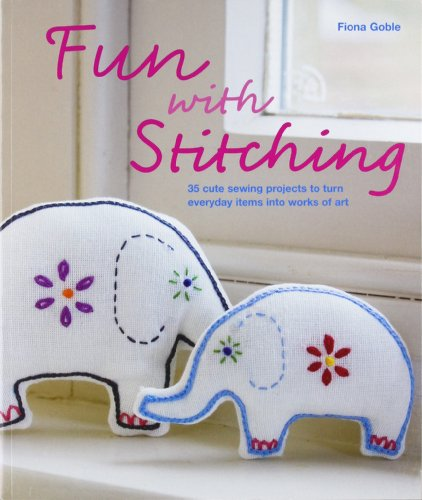 Fun with Stitching Cover Image