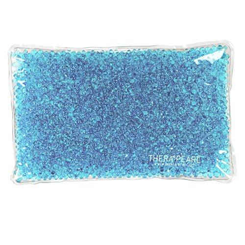 TheraPearl Sports Pack, wiederverwendbar Hot kalt Therapie Pack mit Gel Perlen für Sportler, flexible Hot und Kältekompresse zur Schmerzlinderung, Schwellungen, Sportverletzungen (Ice-packs Sport)