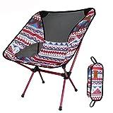 Be&xn Camping klappstuhl außen, Canvas Canvas Liegestühle Amerikanischen Lounge Chair Aluminium Portable Strandstuhl Leisure Stuhl Heavy-Duty-A W57xH65cm(22x26inch)