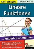 Lineare Funktionen: ... kinderleicht erlernen