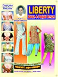 Liberty Blouse / Punjabi Dresses ( Theory Book in English )