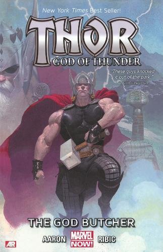 THOR GOD OF THUNDER 01 GOD BUTCHER