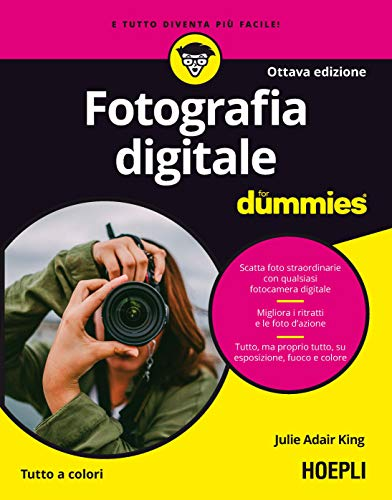 fotografia digitale for dummies