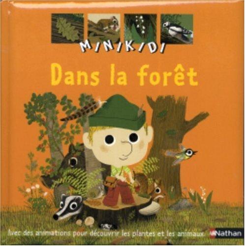Dans la forêt par Valérie Guidoux