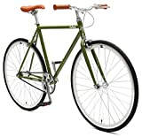Critical Cycles Harper Fixed Gear Urban Commuter Single Speed Bike