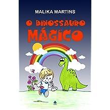 O Dinossauro Mágico (Portuguese Edition)