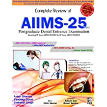 Complete Review of AIIMS - 25 Years : Postgraduate Dental Entrance Examination